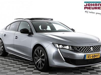 tweedehands Peugeot 508 1.6 PureTech GT Line Automaat   PANORAMADAK   1e Eigenaar -A.S. ZONDAG OPEN!-