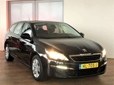 tweedehands Peugeot 308 SW 1.6 BlueHDI Blue Lease Pack*CLIMA*NAVI*CRUISE*