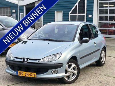tweedehands Peugeot 206 1.6-16V XS Premium/ECC/LMV/Leer/Loopt warm !!!