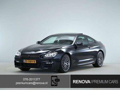 tweedehands BMW 640 640 Coupé i High Executive | M-Sportpakket | Nappal
