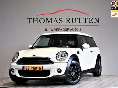 tweedehands Mini One Clubman 1.6 Business Line 2011 | Airco | Cruise Control |