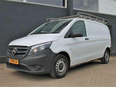 tweedehands Mercedes Vito 109 CDI - Airco - Imperiaal - €11.950,- Ex.