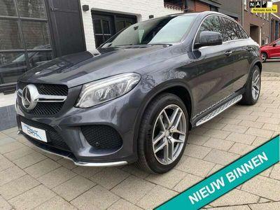 tweedehands Mercedes GLE350 Coupé d 4MATIC, Amg pakket, Nw. staat, Alle Opties