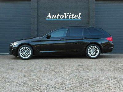 tweedehands BMW 520 520 Touring d Panodak, Climate Comfortleder, Head-U