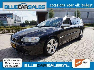 tweedehands Volvo V70 2.5 R 4 WD, LIEFHEBBERSAUTO 300 PK !! AUTOMAAT