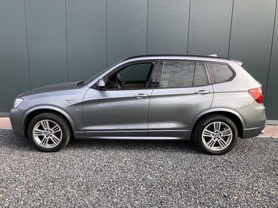 tweedehands BMW X3 3.0d xdrive high executive