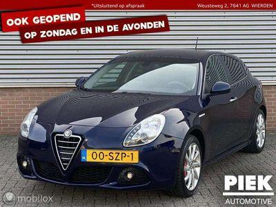 tweedehands Alfa Romeo Giulietta 1.4 T Distinctive Sport TREKHAAK
