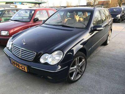 tweedehands Mercedes C270 CDI Combi Elegance