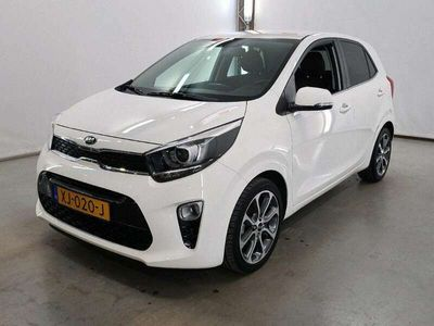 tweedehands Kia Picanto 1.0 CVVT DESIGN EDITION