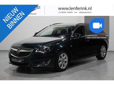 tweedehands Opel Insignia Sports Tourer 2.0 CDTI Innovation Leder Memory Camera - DEMO