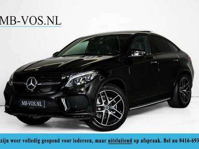 tweedehands Mercedes GLE350 Coupé d 4-M AMG Active Curve/Entertainment/Carbon/