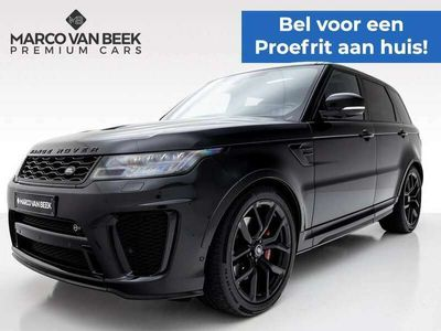 tweedehands Land Rover Range Rover Sport 5.0 V8 SC SVR Carbon Nw. Prijs € 230.022 Pano Head