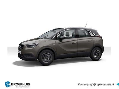 tweedehands Opel Crossland X 1.2 110 pk Edition 2020