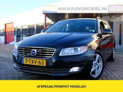 tweedehands Volvo V70 2.0 D4 181pk Nordic+ Aut. Xenon|Leder|Navi|LMV|Sto