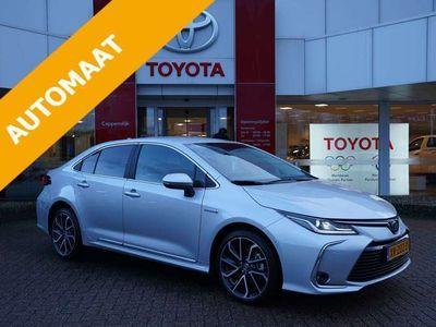 tweedehands Toyota Corolla sedan 1.8 hybrid 122pk cvt executive