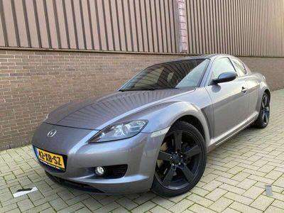 tweedehands Mazda RX8 1.3 Renesis 2007 79.000km Leer 2e eigenaar!!
