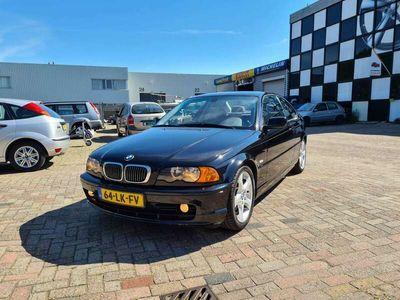 tweedehands BMW 318 318 Coupé Ci LPG G3 Zuinig rijden op lpg(85,- Euro