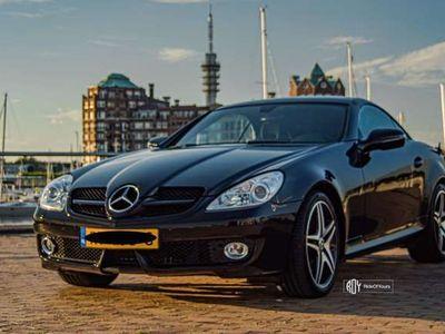 tweedehands Mercedes SLK350 Prestige Plus