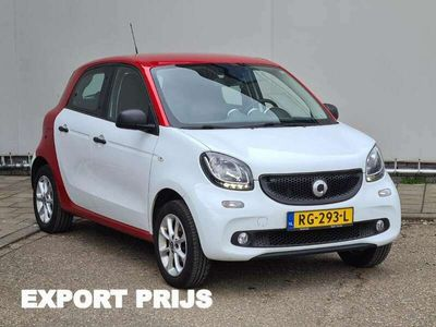 tweedehands Smart ForFour 1.0 Pure *VOLLEDER+AIRCO+CRUISE*
