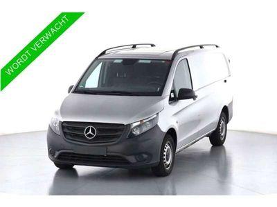 tweedehands Mercedes Vito 116 CDI Lang Enkel cabine €304 / Maand Airco, Crui