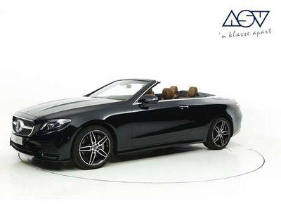 tweedehands Mercedes E350 Cabriolet AMG LINE Rijassistentiepakket +, Memory,