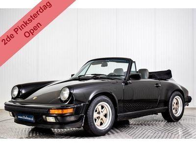 tweedehands Porsche 911 3.2 Cabriolet