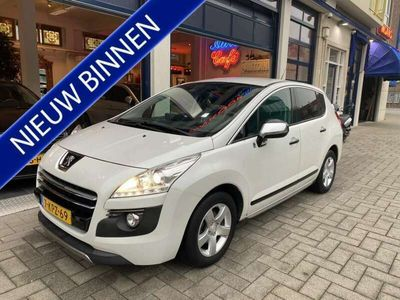 tweedehands Peugeot 3008 2.0 HDiF HYbrid4 Blue Lease HEAD-UP/NAVI/CLIMA