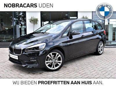 tweedehands BMW 218 2 Serie Gran Tourer i 140 pk Sport Line High Executive Automaat