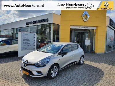 tweedehands Renault Clio TCe 90 Limited | Dealer onderhouden | Airco | Navigatie |