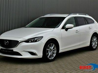 tweedehands Mazda 6 Sportbreak 2.2D SkyActiv-D 150 Skylease+ 44579KM! LED NAVI