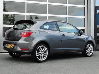 "tweedehands Seat Ibiza SC 1.2 TDI Style Technic Airco | Cruise | 17"" | Leder"
