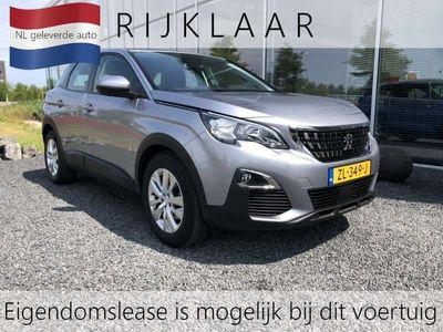 tweedehands Peugeot 3008 1.2 130PK Blue Lease Executive Allure limited NL A
