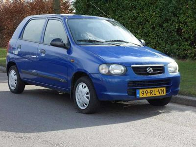 tweedehands Suzuki Alto 1.1 GLX Jubilee, 5 deurs