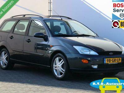 tweedehands Ford Focus Wagon 1.8-16V Ambiente APK NIEUW INRUIL KOOPJE !!