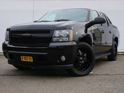 tweedehands Chevrolet Avalanche USA 5.3 V8 4WD LPG|Marge|Bose|22''