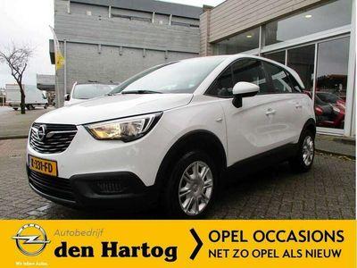 tweedehands Opel Crossland X 110PK 1.2 Turbo Edition Navi/Parkeerhulp/ECC/