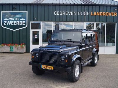 tweedehands Land Rover Defender 2.4 Td4 Station Wagon Goed onderhouden!