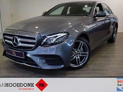 tweedehands Mercedes E220 Aut. AMG-LINE / WIDESCREEN EXCL. BTW/BPM
