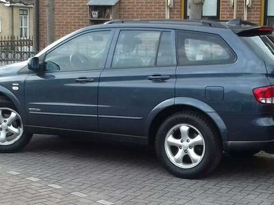 tweedehands Ssangyong Kyron 2.7 Turbo M 270 Xdi 4WD XVT