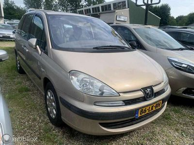 tweedehands Peugeot 807 2.2 HDiF ST Airco 6 PERS