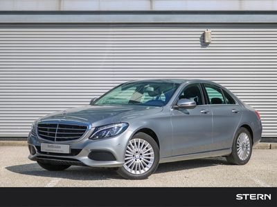 tweedehands Mercedes C180 Limousine Automaat | Navi | Parktronic