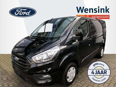 tweedehands Ford Custom Transit280 L1H1 Trend E6.2 130 pk MHEV | Metaallak | Trek
