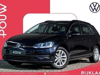 tweedehands VW Golf Variant 1.0 TSI 110pk business + Navigatie + App Connect