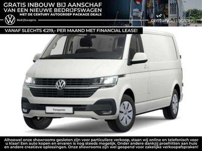 tweedehands VW Transporter 2.0 TDI L2H1 28 Comfortline 150 pk / Style Pakket