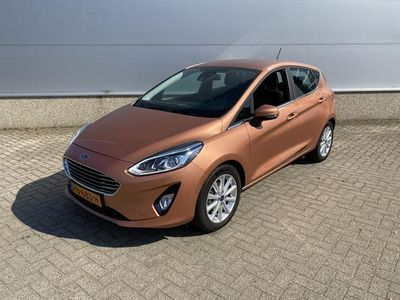 tweedehands Ford Fiesta 1.0 EcoB. Titanium FIRST EDITION PACK! LUXE