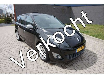 tweedehands Renault Grand Scénic 1.4 TCe Celsium HOOGZITTER, AIRCO, CRUISE CONTRO