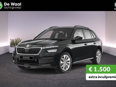 tweedehands Skoda Kamiq 1.0 TSI Sport Business