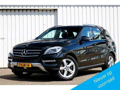 tweedehands Mercedes 350 M-KlasseBlueTEC | Sportpakket | Schuifdak | Trekhaak |