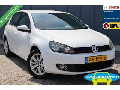 tweedehands VW Golf 1.2 TSI Trendline BlueMotion NETTE AUTO !!