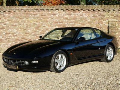 tweedehands Ferrari 456 M GT Modificato, Manual gearbox, 3 owner European